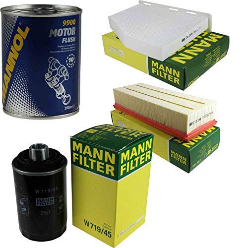 Original MANN-Filter Inspektionspaket Set SCT Motor Flush Motorspülung 11580549