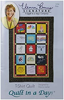 Quilt In A Day T-Shirt Quilt Eleanor Burns Patterns by Quilt In A Day