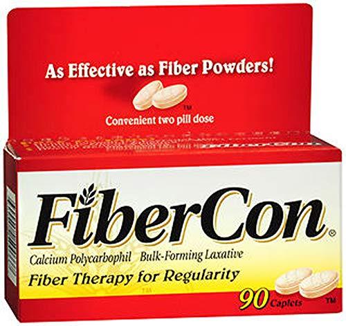 Fibercon Laxative 90s Size 90s Fibercon Fiber...