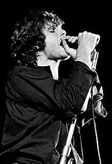 Jim Morrison Poster, the Doors, Singer, Songwriter, Iconic Musician