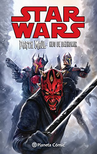 Star Wars Darth Maul hijo de Dathomir (Star Wars: Recopilatorios Marvel)