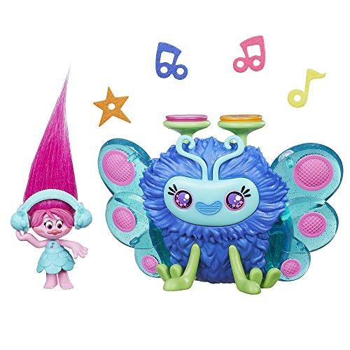 TROLLS - Poppy dj music (Hasbro B9885105) , color/modelo surtido