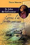 St John de Crèvecoeur et les Lettres d'un fermier américain