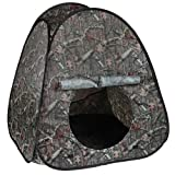 Kids Camo Toy Pop Up Hunting Blind/Tent W/Carring Bag