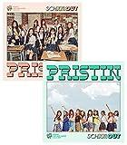 Photo de Pledis Entertainment PRISTIN - SCHXXL Out [Random ver.] (2nd Mini Album) CD+Booklet+1Postcard+1Sticker+1Photocard