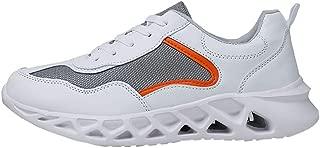 Oliviavan Scarpe Corsa Running da Uomo Sneakers Traspiranti a Rete Casual Sneakers Fitness Basse Trekking Estive Running AllAperto Scarpe Estate Sneakers Casual Outdoor Shoes Viaggio Moda