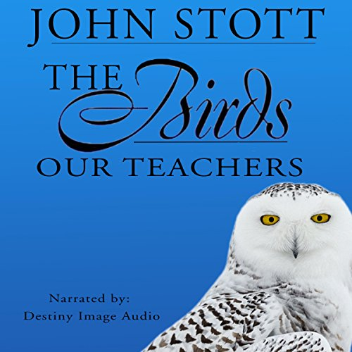 The Birds Our Teachers audiobook cover art