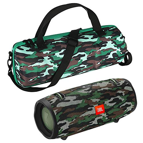 Esimen Camouflage Hard Case for JBL Xtreme 2 / Xtreme Portable Bluetooth Speaker Carry Bag Protective Travel Box