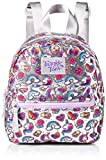 Skechers Twinkle Toes Girls' Little Twinkle Toes Glimmer Backpack, Purple Pink, Youth Size