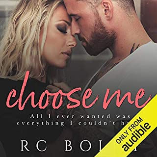 Choose Me audiobook cover art