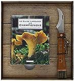 Le coffret Larousse des champignons - Larousse - 07/08/2013