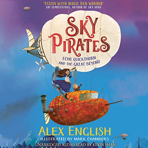 Sky Pirates cover art