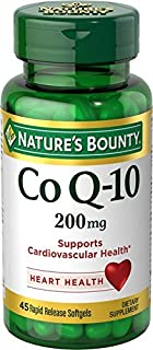 Natures Bounty CoQ10 200mg 45 Softgels