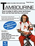 Video course for everyone Tambourine. Volume 2 (English Edition)