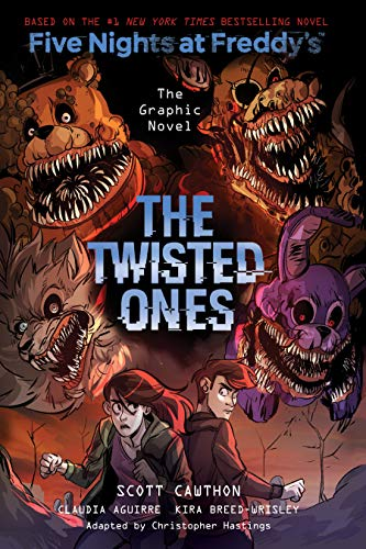 The Twisted Ones (Five Nights at Freddy's Graphic Novel #2) (English Edition)