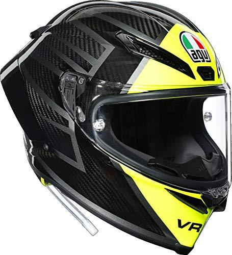 AGV Helm PISTA GP RR TOP ESSENZA 46 Valentino Rossi Dekor MaxVision 120 Pinlock, L 60/61