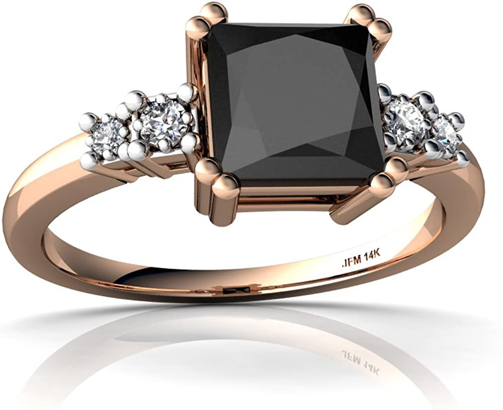 engagement ring 925 Heart silver 925 ring with zirconia and onyx rhinestones Elegant Vintage