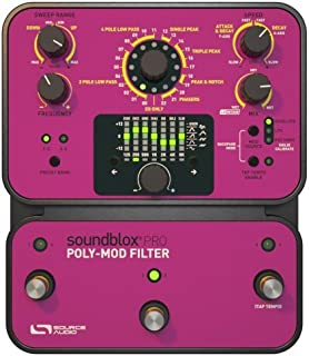 Source Audio SA144 Source Audio Soundblox Pro Poly-Mod Filter