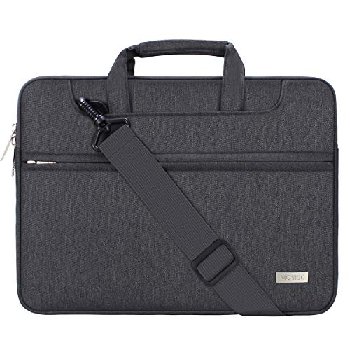 MOSISO Laptop Shoulder Bag Compatible with MacBook Pro/Air 13 inch, 13-13.3 inch Notebook Computer,...
