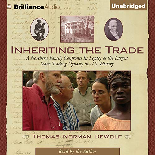 Inheriting the Trade audiobook cover art