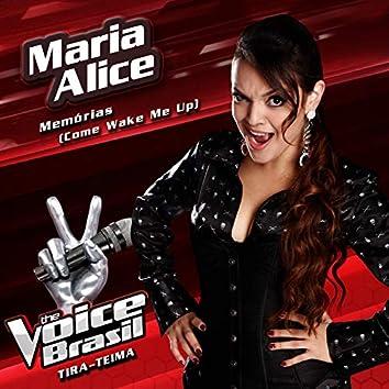 Memórias (Come Wake Me Up) (The Voice Brasil)