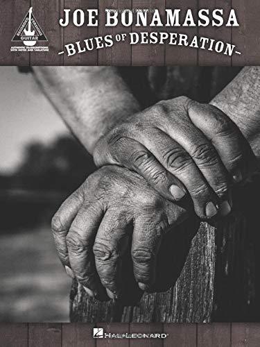 Joe Bonamassa: Blues Of Desperation (Guitar Recorded Versions): Songbook für Gitarre
