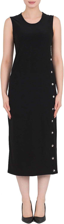 Joseph Ribkoff Black Dress Style 191036