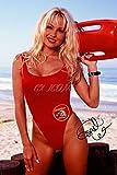 Pamela Anderson unterzeichnet Foto Print–großartige