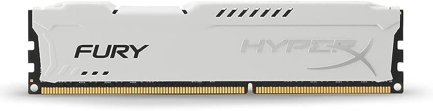 Kingston HyperX FURY 8GB 1866MHz DDR3 CL10 DIMM - White (HX318C10FW/8)