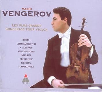 Maxim Vengerov - Great Violin Concertos