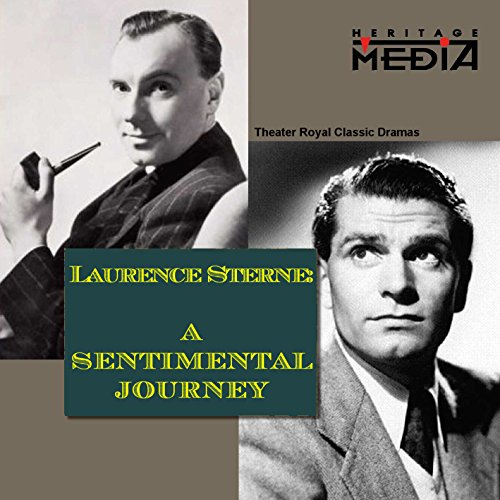 A Sentimental Journey audiobook cover art