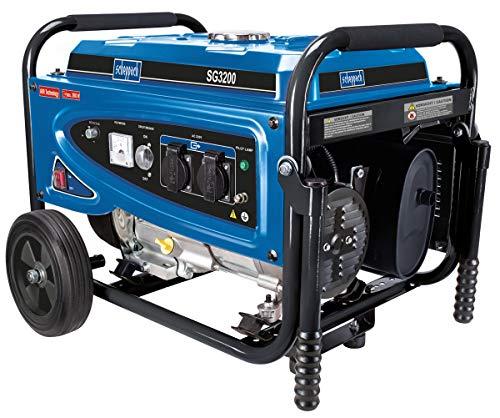 SCHEPPACH SG3200 Stromerzeuger Notstromaggregat Generator Benzin 6,5 PS 2,8kW