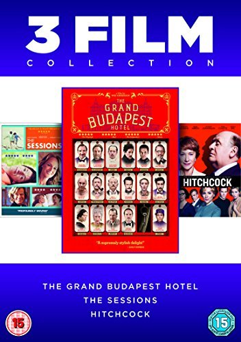 Grand Budapest Hotel/Sessions [DVD-AUDIO]