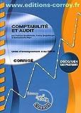 Comptabilité et audit UE 4 du DSCG - Corrigé