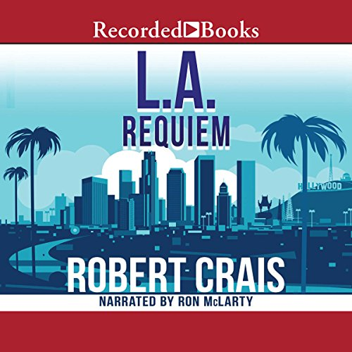 L.A. Requiem audiobook cover art