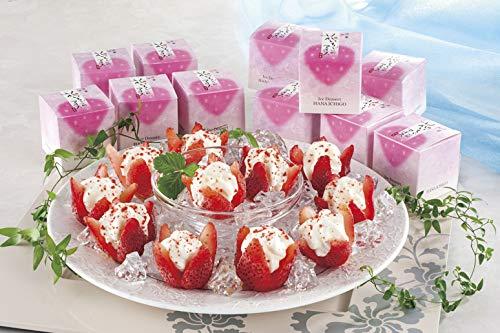≪内祝 お中元 お歳暮 父の日 母の日 敬老の日 プレゼント ギフト≫ 花いちごのアイス