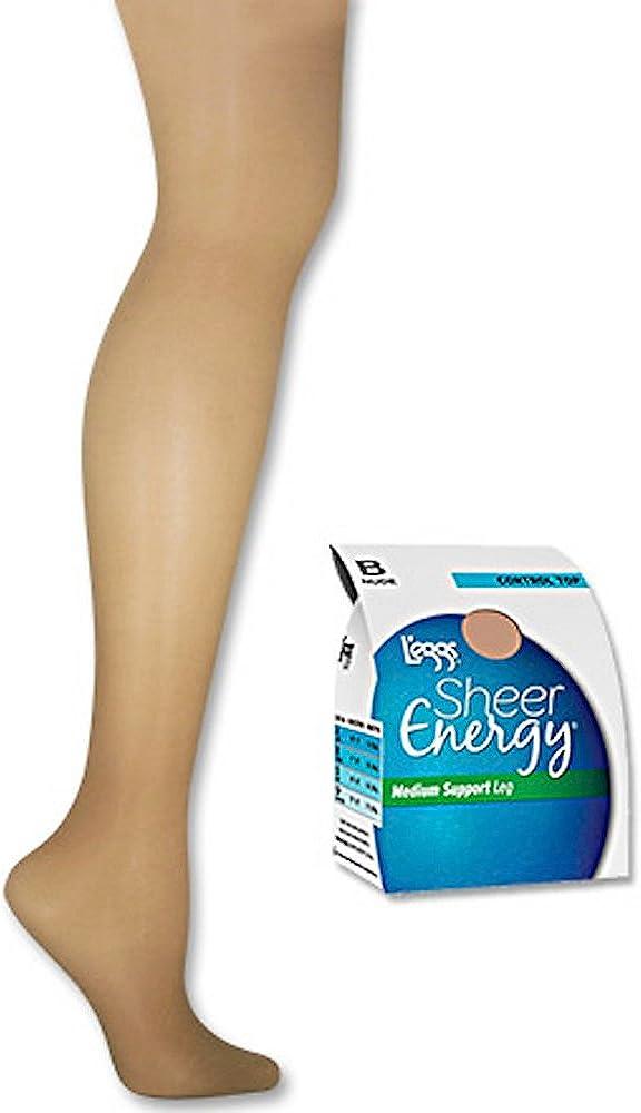 L'eggs Sheer Energy Control Top ST