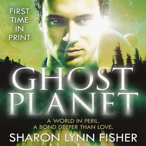 Ghost Planet audiobook cover art