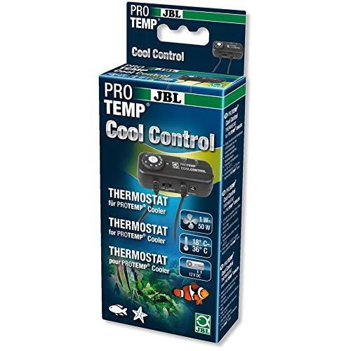 JBL - CoolControl Thermostat zur Steuerung für 12 V Kühlgebläsen für Aquarien