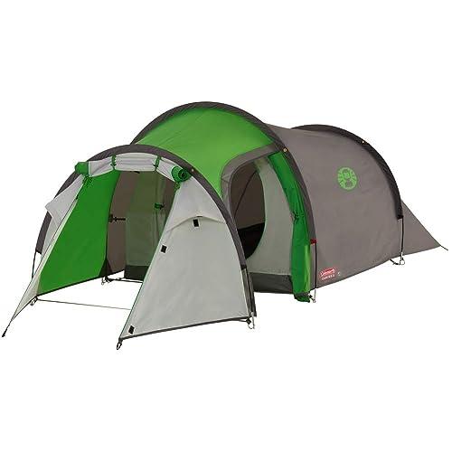 2 Man Coleman Tent Camping Festival 2 Person Small Lightweight Ground Sheet Best