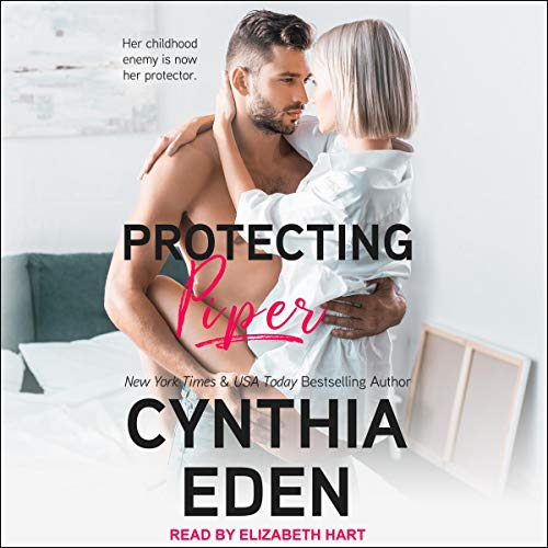 Protecting Piper audiobook cover art