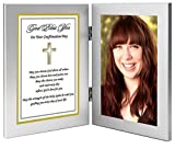 Confirmation Gift for Girls or Boys – Frame and Poem for Him or Her - Add Photo