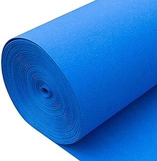 YANZHEN Hallway Runner Rugs Corridor Carpet Entryway Rugs Cutable Soft Celebration Activity Blue, 1 M / 1.2 M / 1.5 M / 2 ...