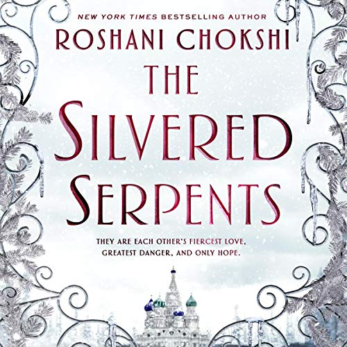 The Silvered Serpents cover art