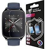 for ASUS ZenWatch 2 1.63' WI501Q Screen Protector (2 Units) Invisible Ultra HD Clear Film Anti Scratch Skin Guard - Smooth/Self-Healing/Bubble -Free by IPG