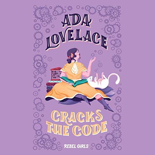 Couverture de Ada Lovelace Cracks the Code