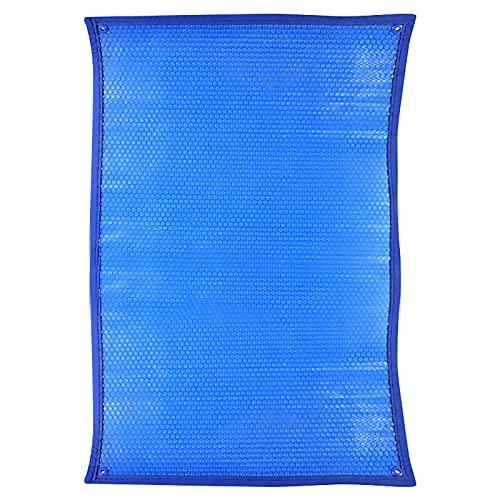 ZJM Cobertor Solar para Piscinas Ligero Cubiertas solares pa