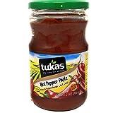 Tukas 赤ホットパプリカぺースト700g - Tukas Hot Pepper Paste 700g
