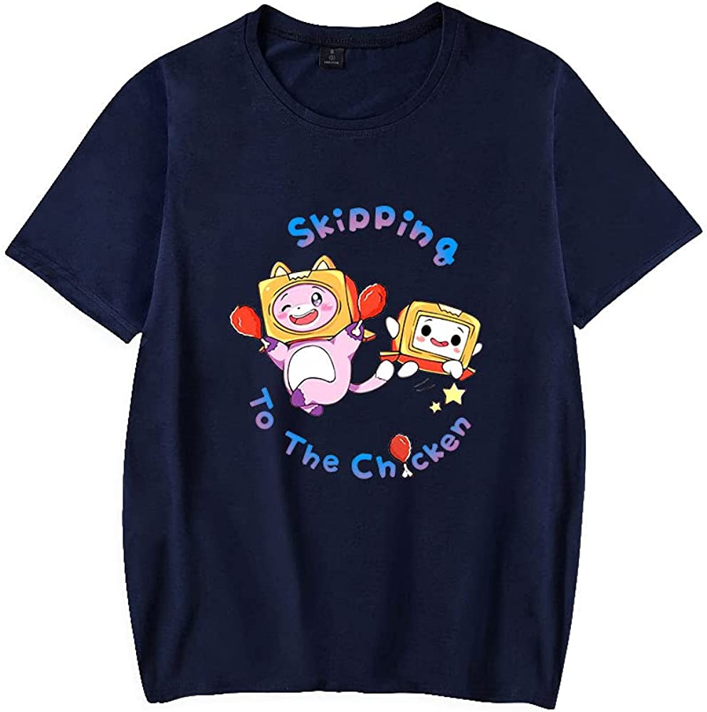 Youth Unisex Classic Short Sleeve T-Shirts Tee Tops for Kids Boys Girls Womens Mens