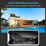 Zoom IMG-2 iegeek telecamera wifi esterno ip